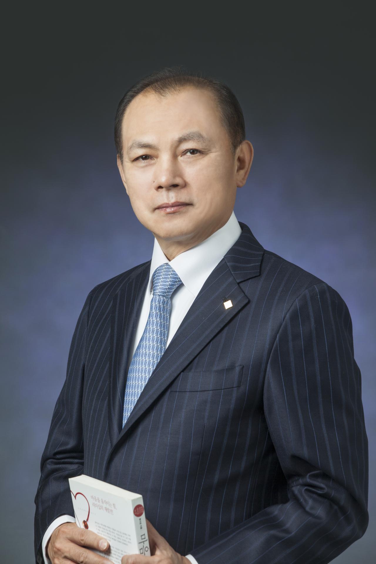 Yim Young-taick, incumbent senior executive officer at JB Financial Group and former Jeonbuk Bank CEO