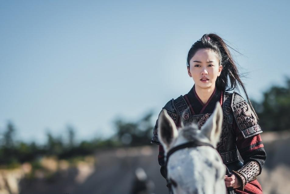 This image provided by KBS shows a scene from