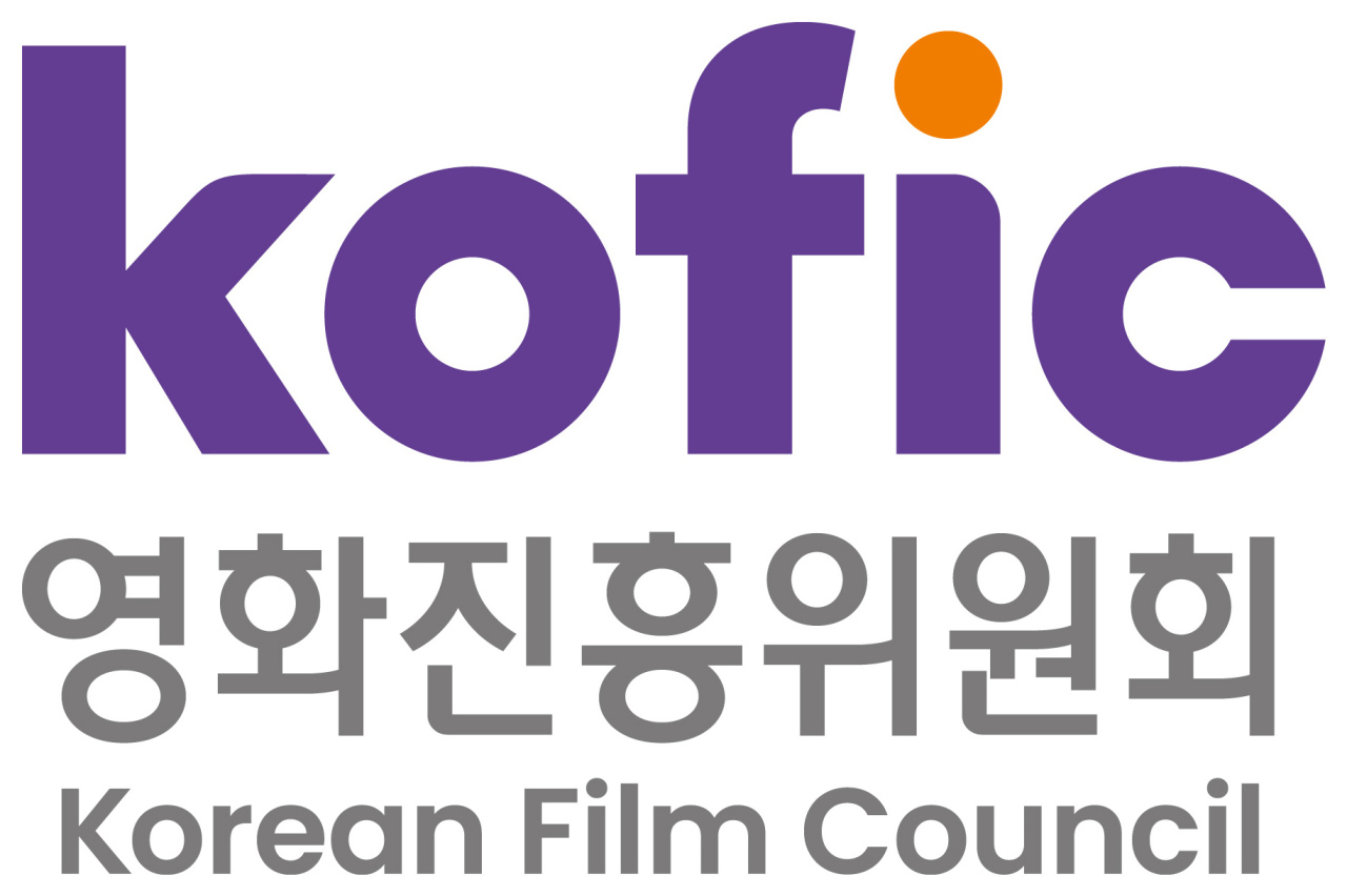 Logo for the Korean Film Council (KOFIC)