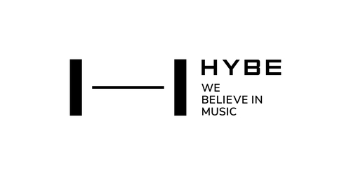 A corporate logo of Hybe (Yonhap)
