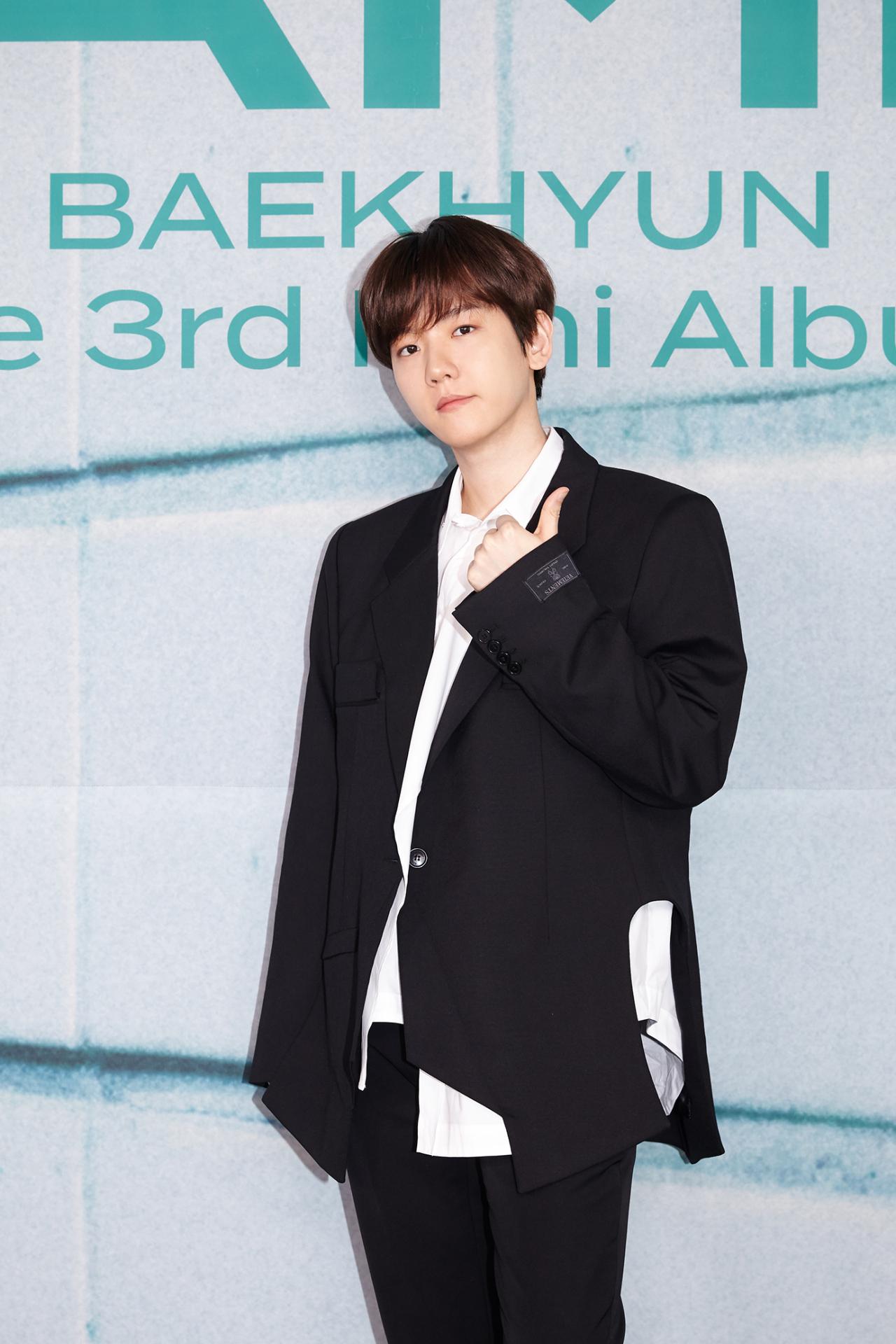 EXO's Baekhyun (SM Entertainment)