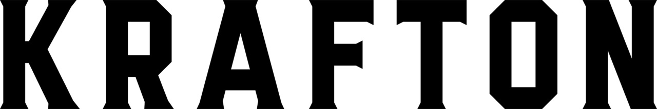 An image shows Krafton's corporate logo (Krafton)