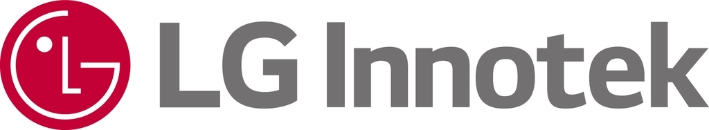 This image shows the corporate logo of South Korean electronics parts maker LG Innotek Co. (Yonhap)
