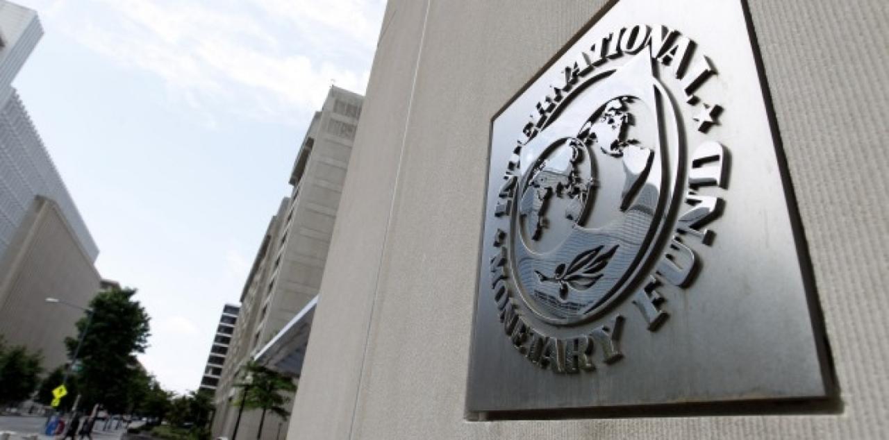 IMF headquarters building in Washington (AP-Yonhap)