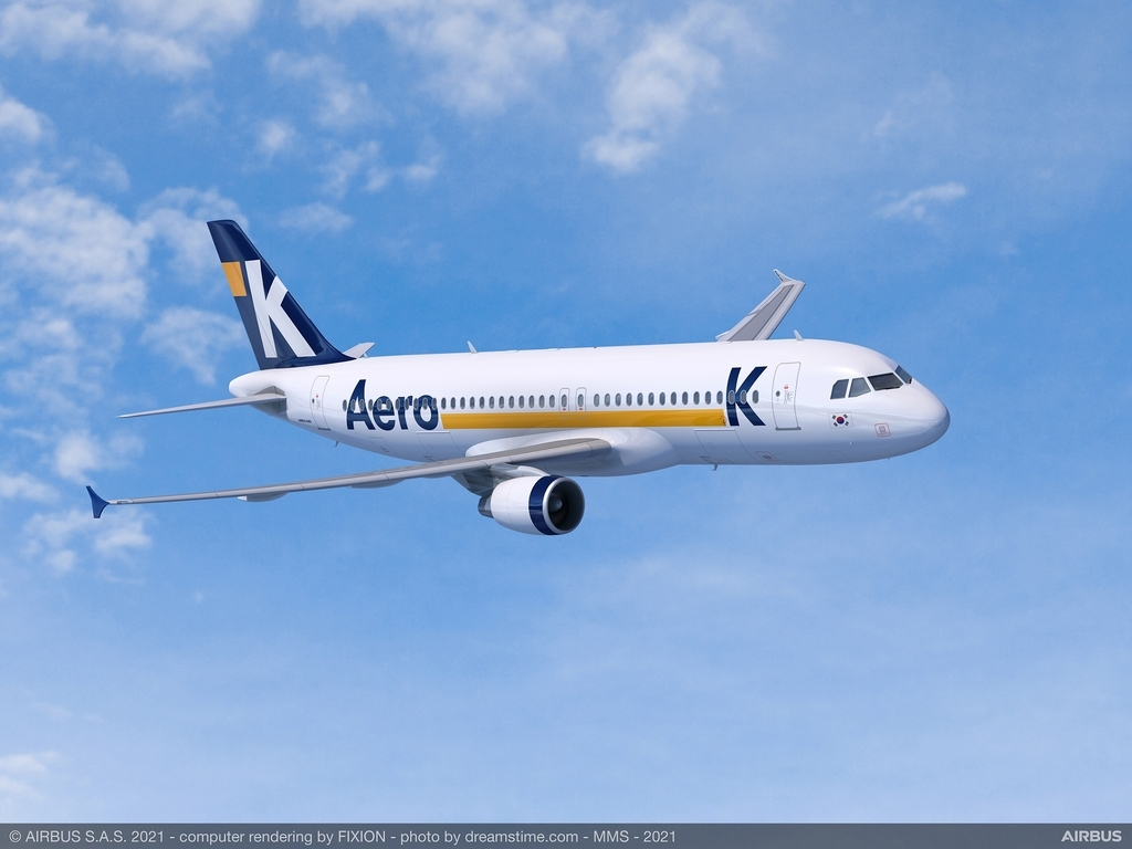 This file photo provided by Airbus shows the A320ceo aircraft. (Airbus)