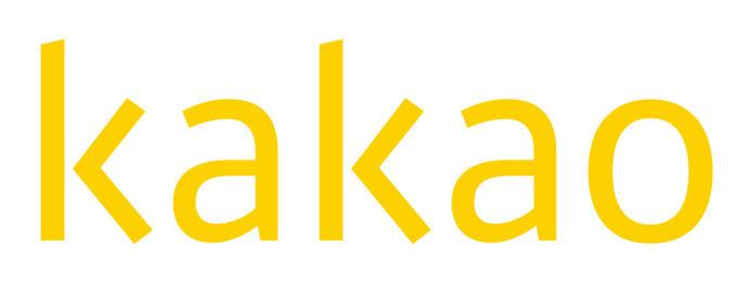 Kakao's logo (Kakao)