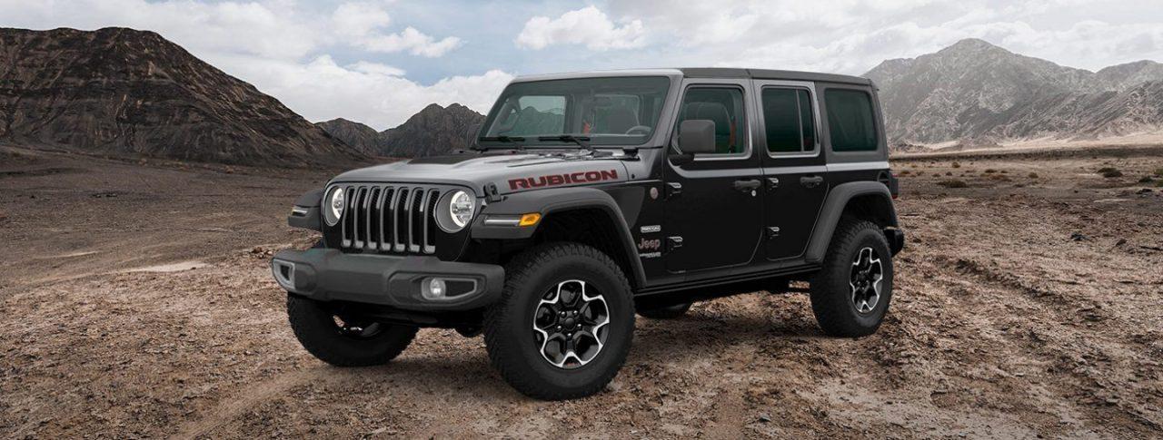 Jeep Wrangler Rubicon Recon Edition (FCA Korea)