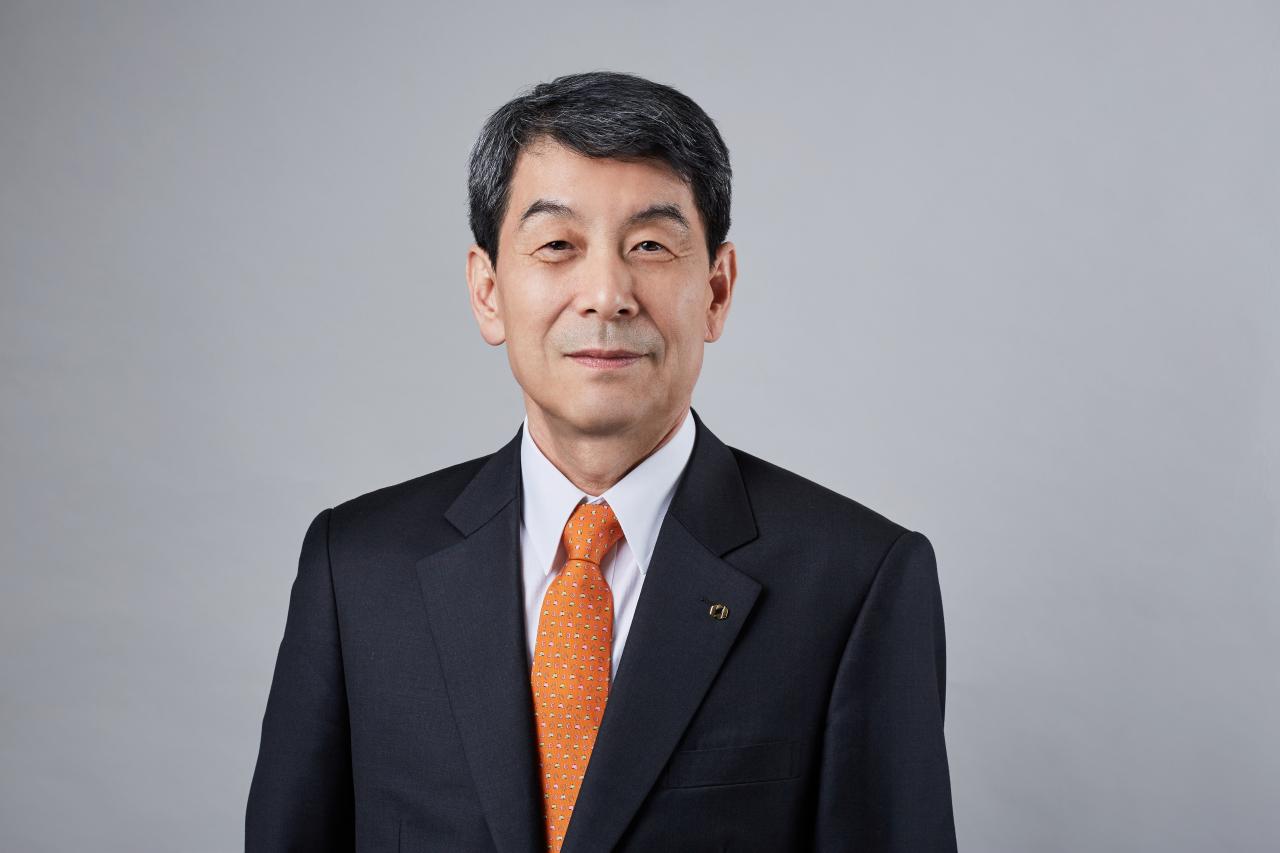 Korea Development Bank Chairman Lee Dong-gull (Korea Development Bank)
