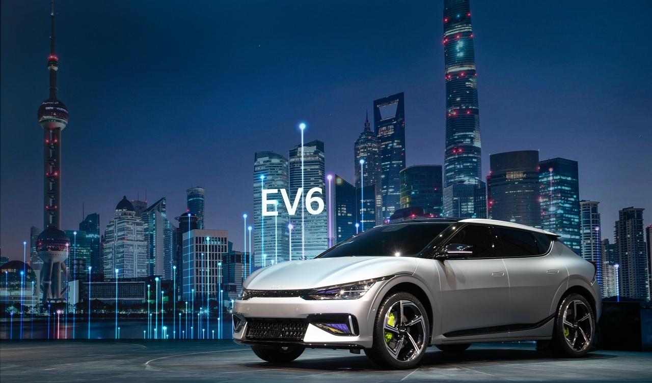 Kia EV6 (Hyundai Motor Group)