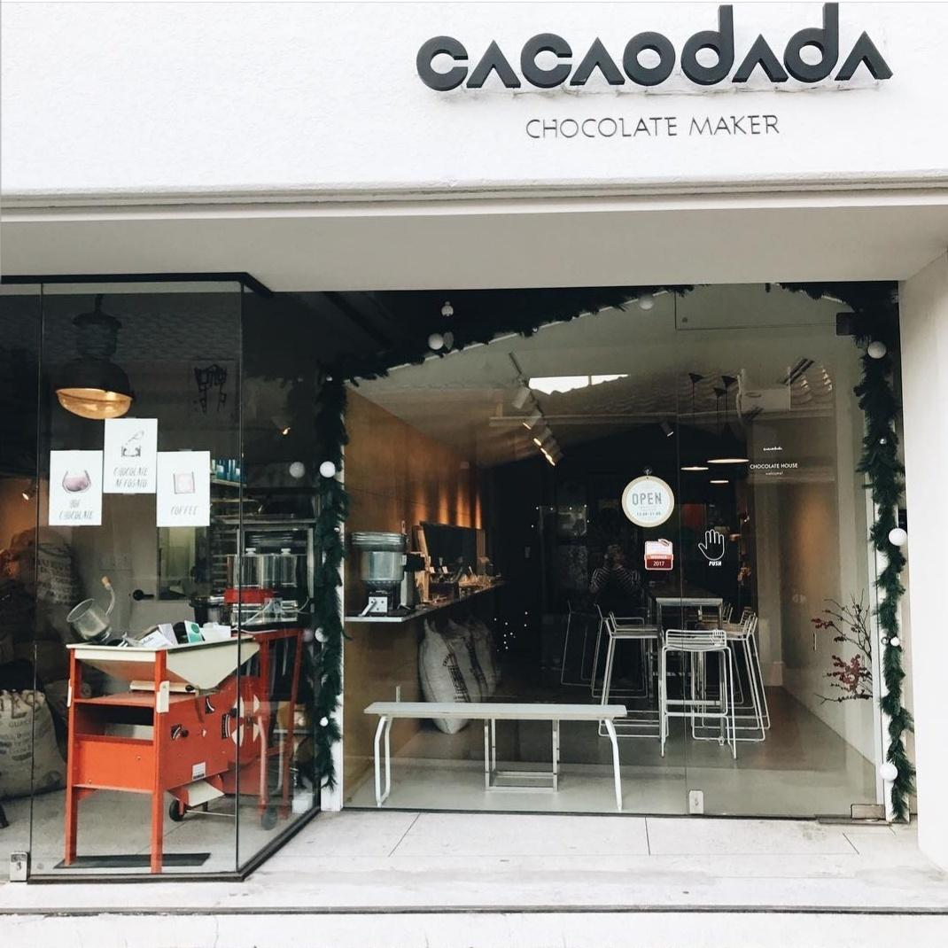 Cacaodada opened in Mapo-gu, Seoul in 2016 (Cacaodada)