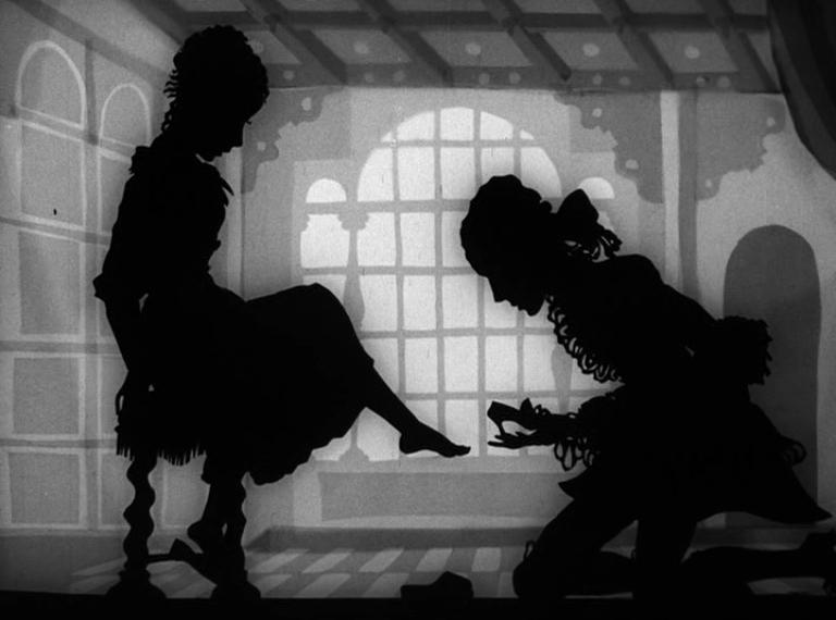"""""""Cinderella"""" by Lotte Reiniger (absolut Medien)"""