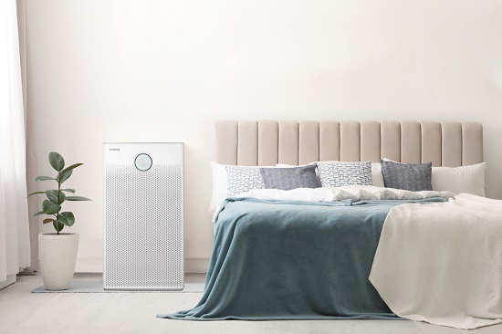 An air purifier of Coway (Coway)