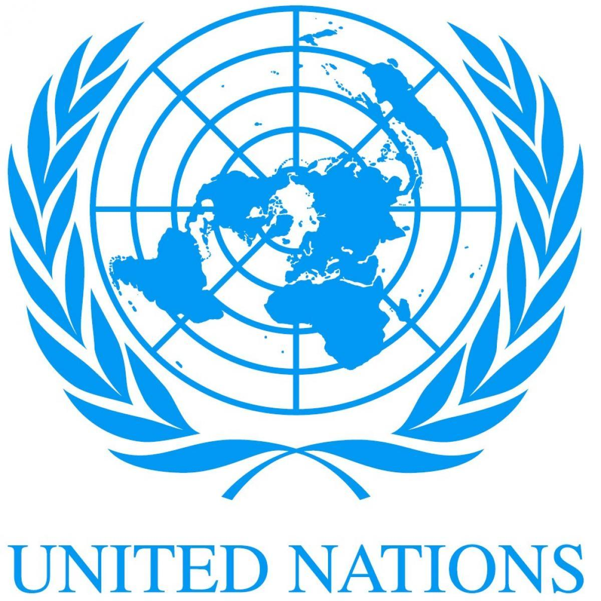 (United Nations homepage)