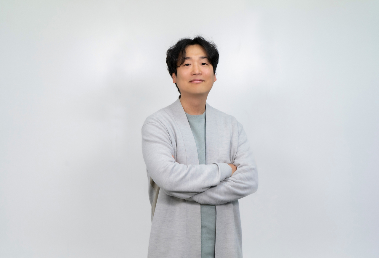 Hong Seung-il, CEO of Healing Paper, which operates cosmetic surgery review platform Gangnam Unni (Healing Paper)