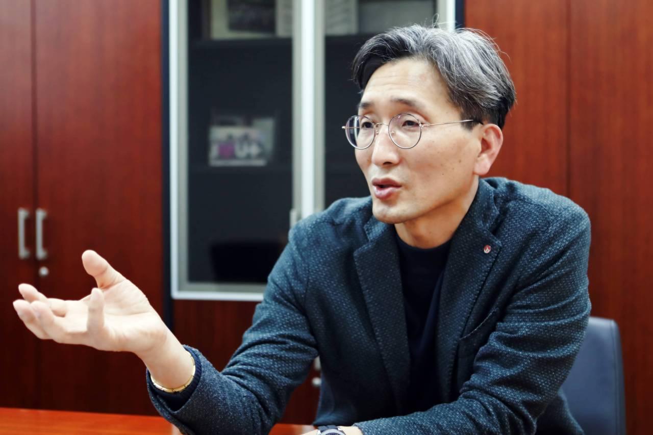 Chief Financial Officer Kim Chang-tae (LG Innotek)
