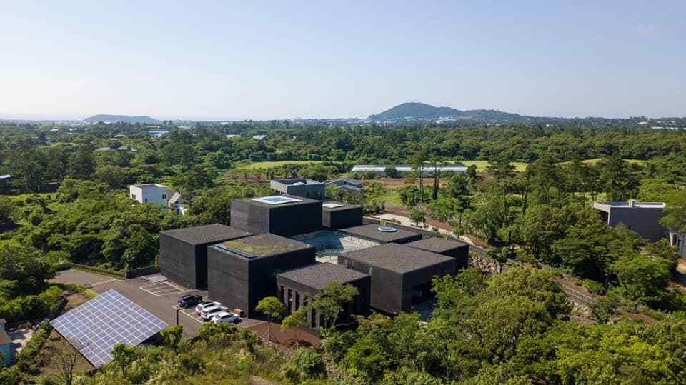 Kim Tschang-yeul Art Museum Jeju (Kim Tschang-yeul Art Museum Jeju)