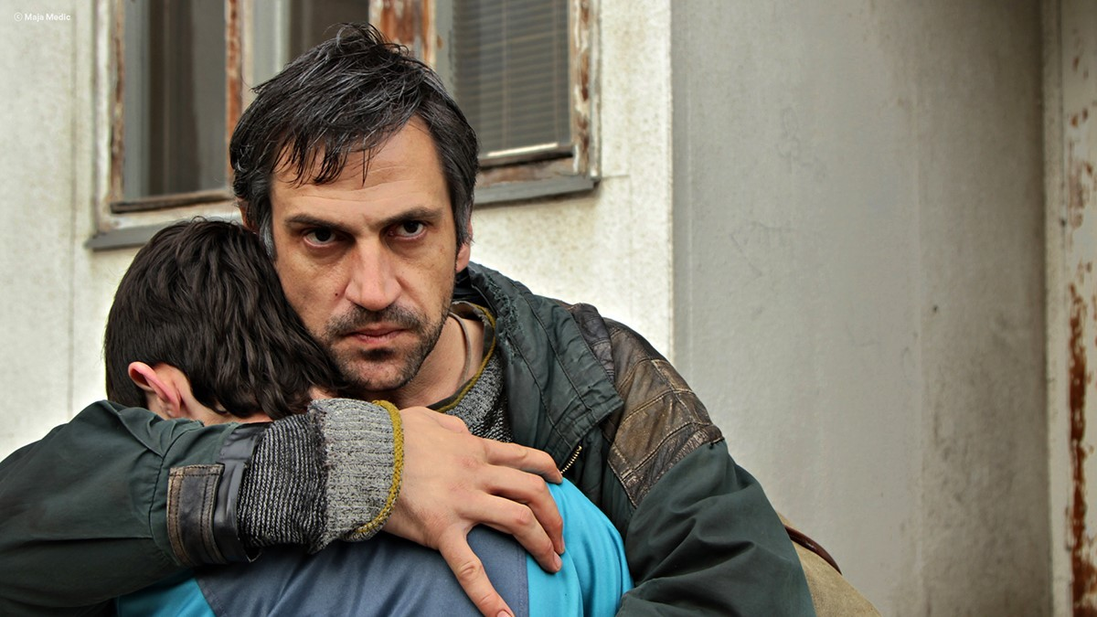"A scene from ""Father"" directed by Srdan Golubovic (Jeonju International Film Festival)"