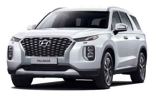 This file photo shows Hyundai Motor's Palisade SUV. (Yonhap)
