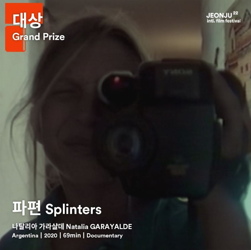 """A scene from the documentary """"Splinters,"""" directed by Natalia Garayalde, which won the grand prize in the international competition at the 22nd Jeonju International Film Festival. (Jeonju IFF)"""