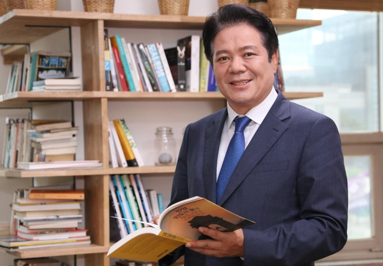 Anyang Mayor Choi Dae-ho (Anyang City)