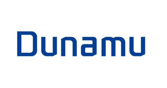 The corporate logo of fintech firm Dunamu (Dunamu)