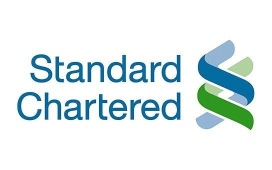 A logo of Standard Chartered Bank Korea (SC Bank Korea)