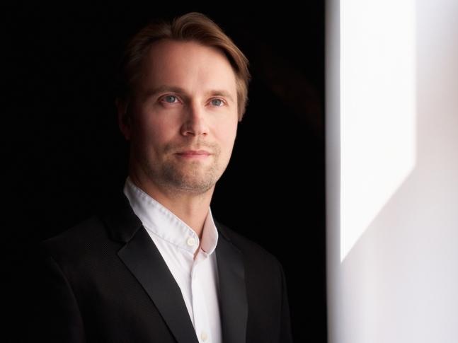 Conductor Pietari Inkinen (KBS Symphony Orchestra)