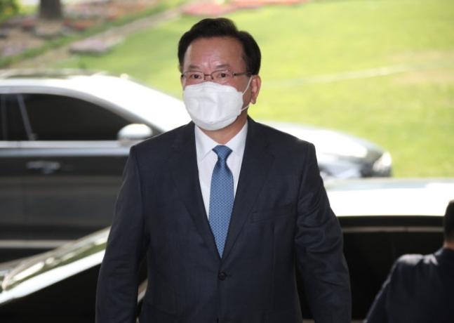 New Prime Minister Kim Boo-kyum (Yonhap)