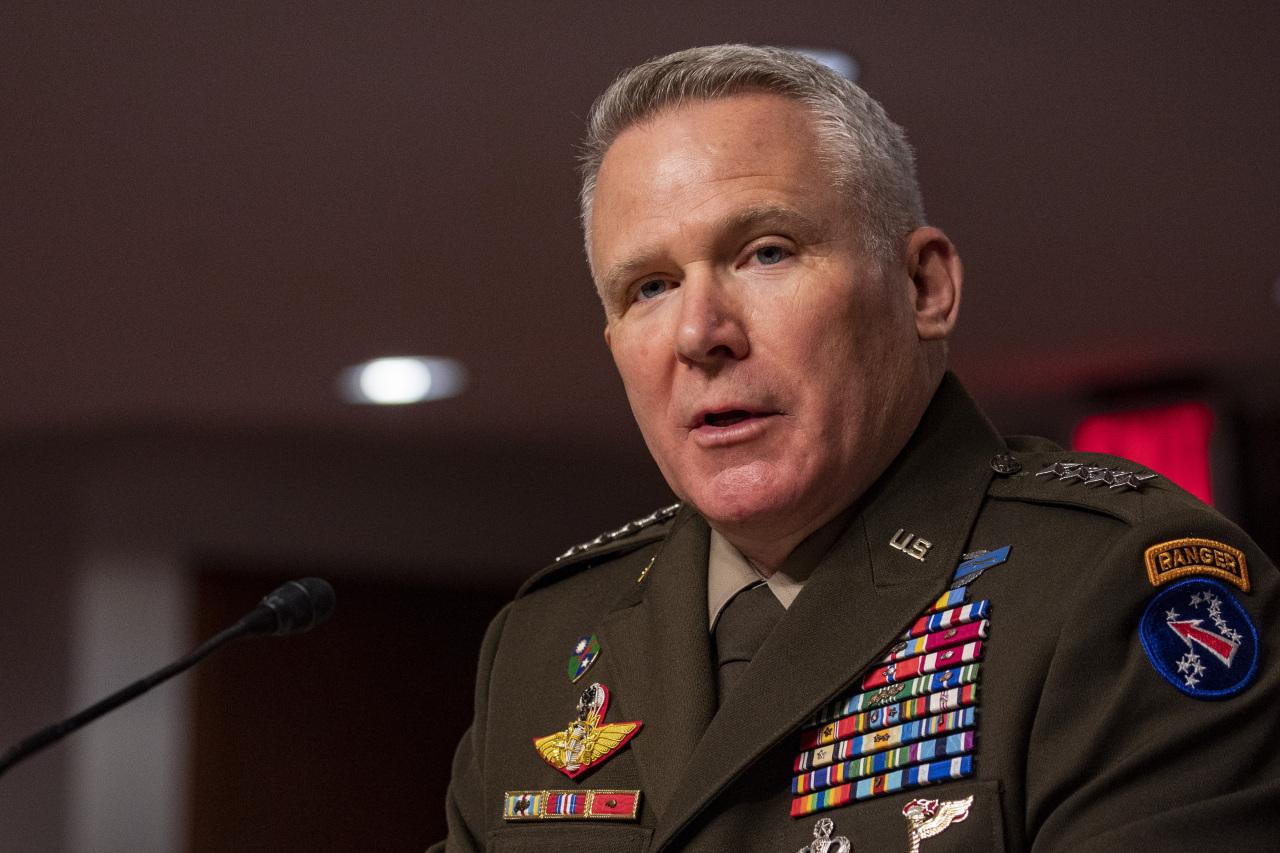 US Forces Korea commander nominee Gen. Paul LaCamera (UPI-Yonhap)