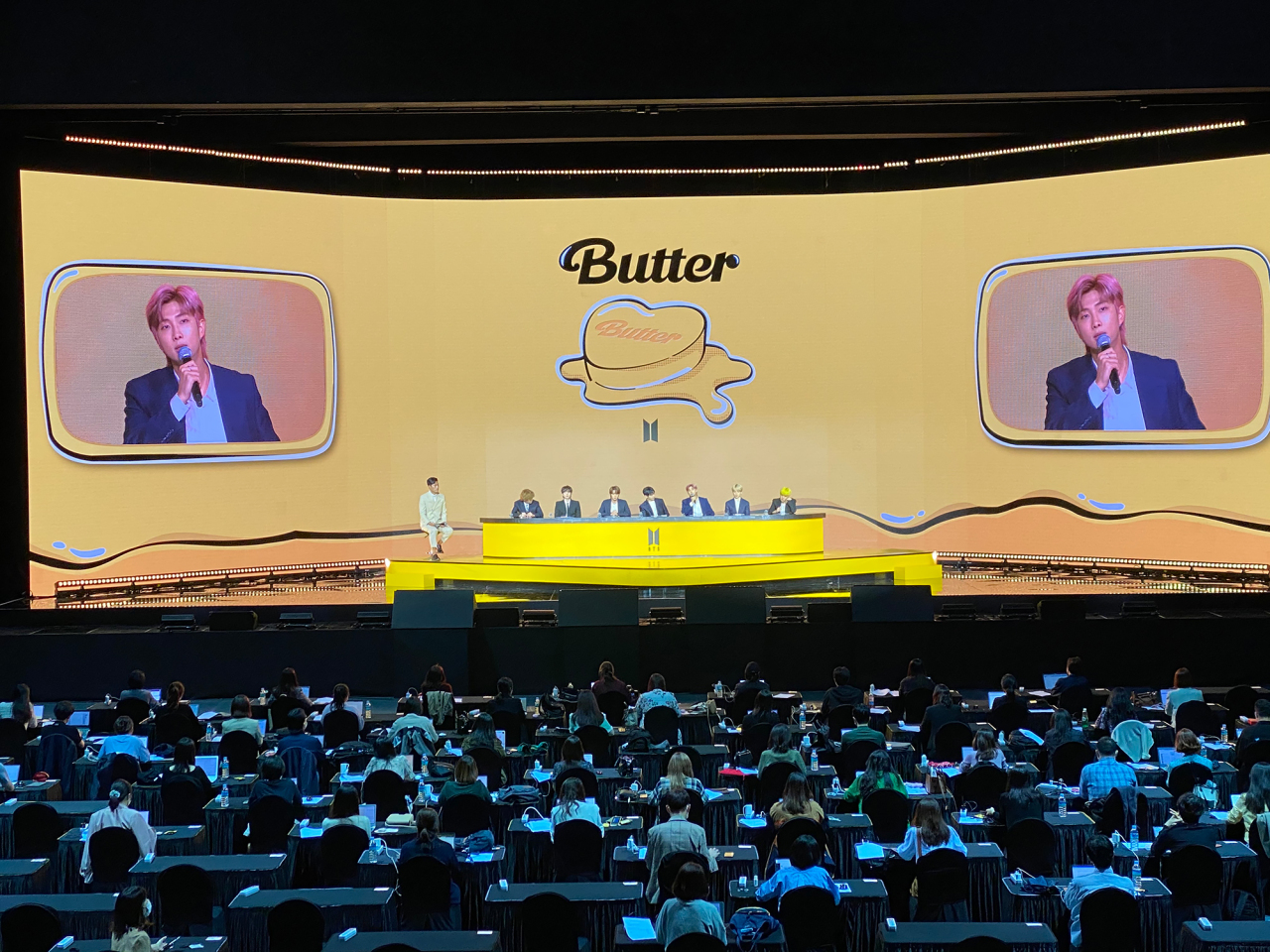 Back with 'Butter,' BTS talks new English single, power of music ...