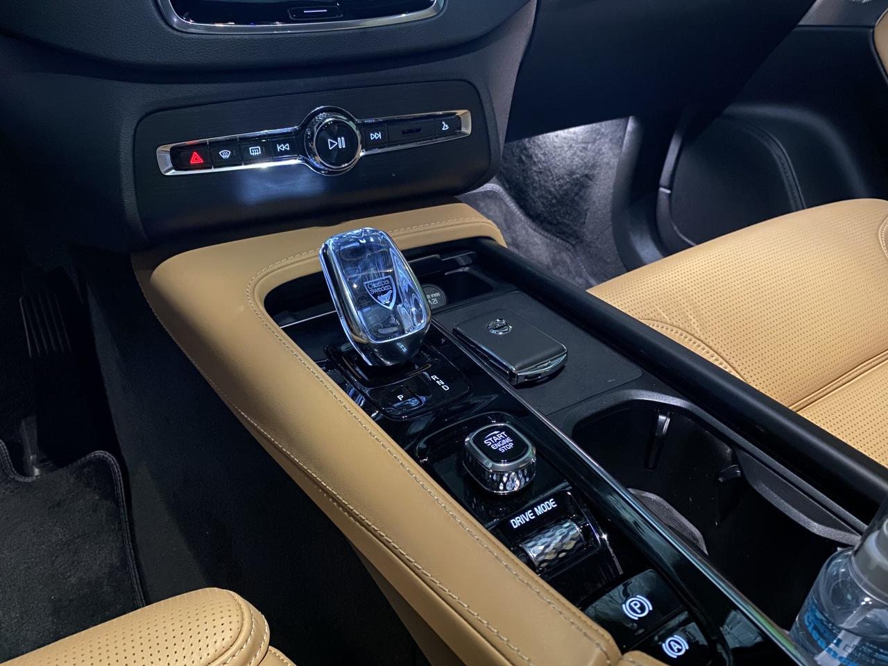 Volvo XC90 B6 (Jo He-rim/The Korea Herald)