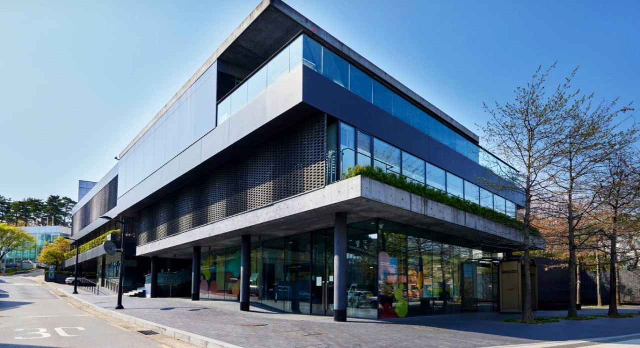 Pace Gallery recently moved to the Le Beige Building in Hannam-dong, central Seoul. (Pace Gallery)