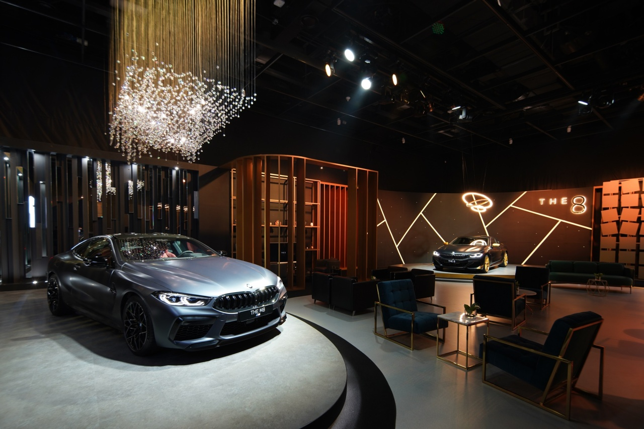 Caption: A photo of BMW Korea's Excellence Lounge, an exclusive space for BMW's premium members. (BMW Korea)