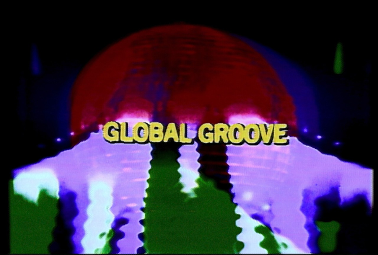 """""""Global Groove (Opening),"""" an NFT-based work by Paik Nam-june (Christie's Korea)"""