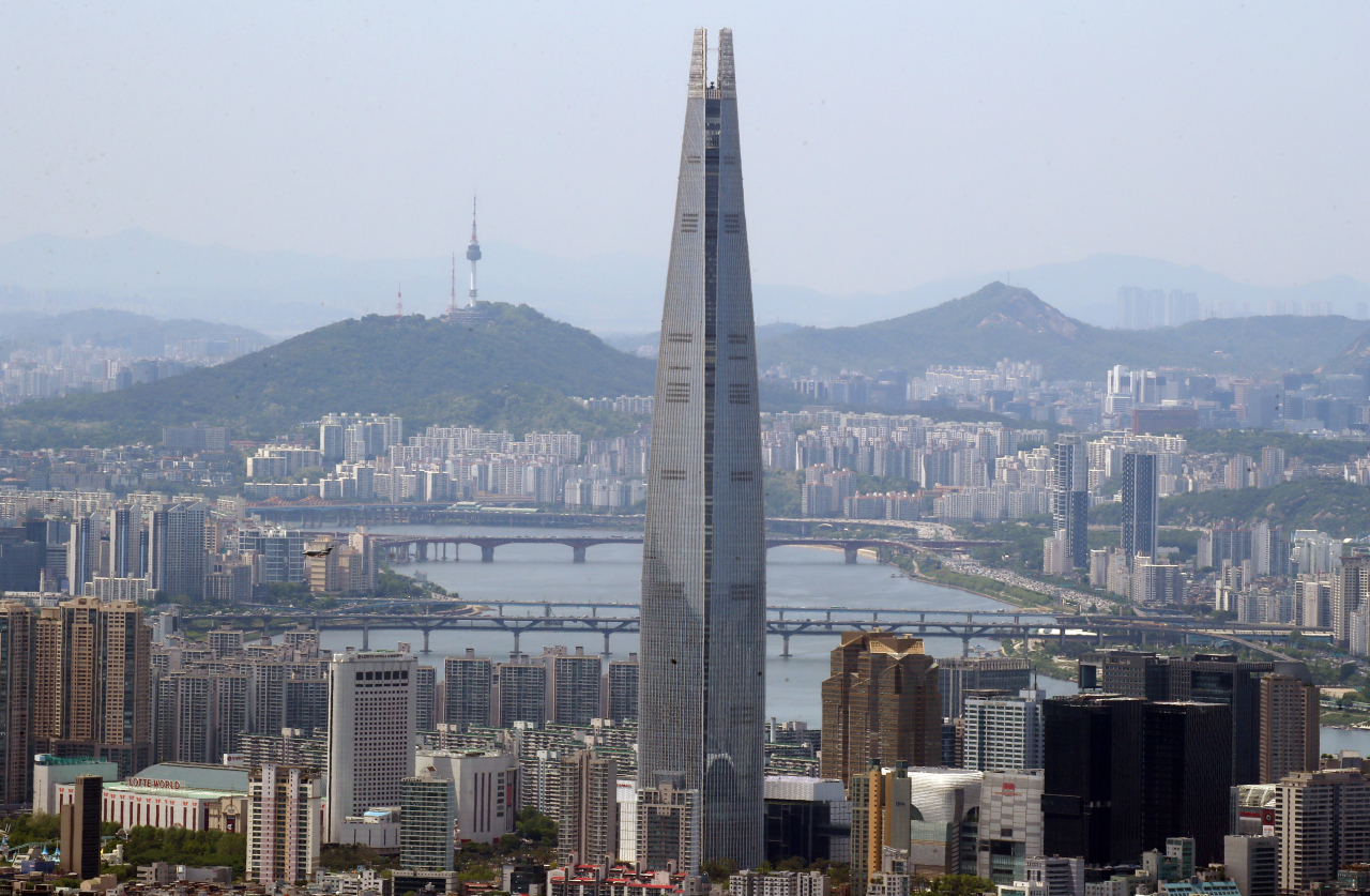 An exterior view of Seoul (Yonhap)