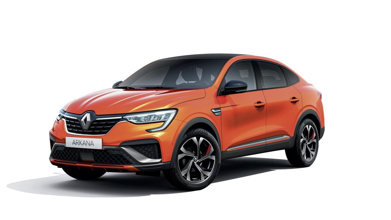 This file photo provided by Renault Samsung on April 29, 2021, shows the automaker's XM3 SUV. (Renault Samsung)