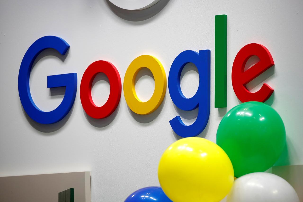 The logo of Google (Reuters-Yonhap)