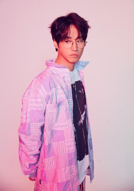 Rapper Tablo of South Korean hip-hop band Epik High (Hours Entertainment)