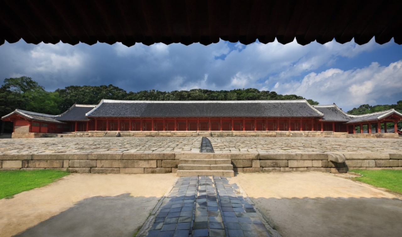 Jongmyo (Cultural Heritage Administration)