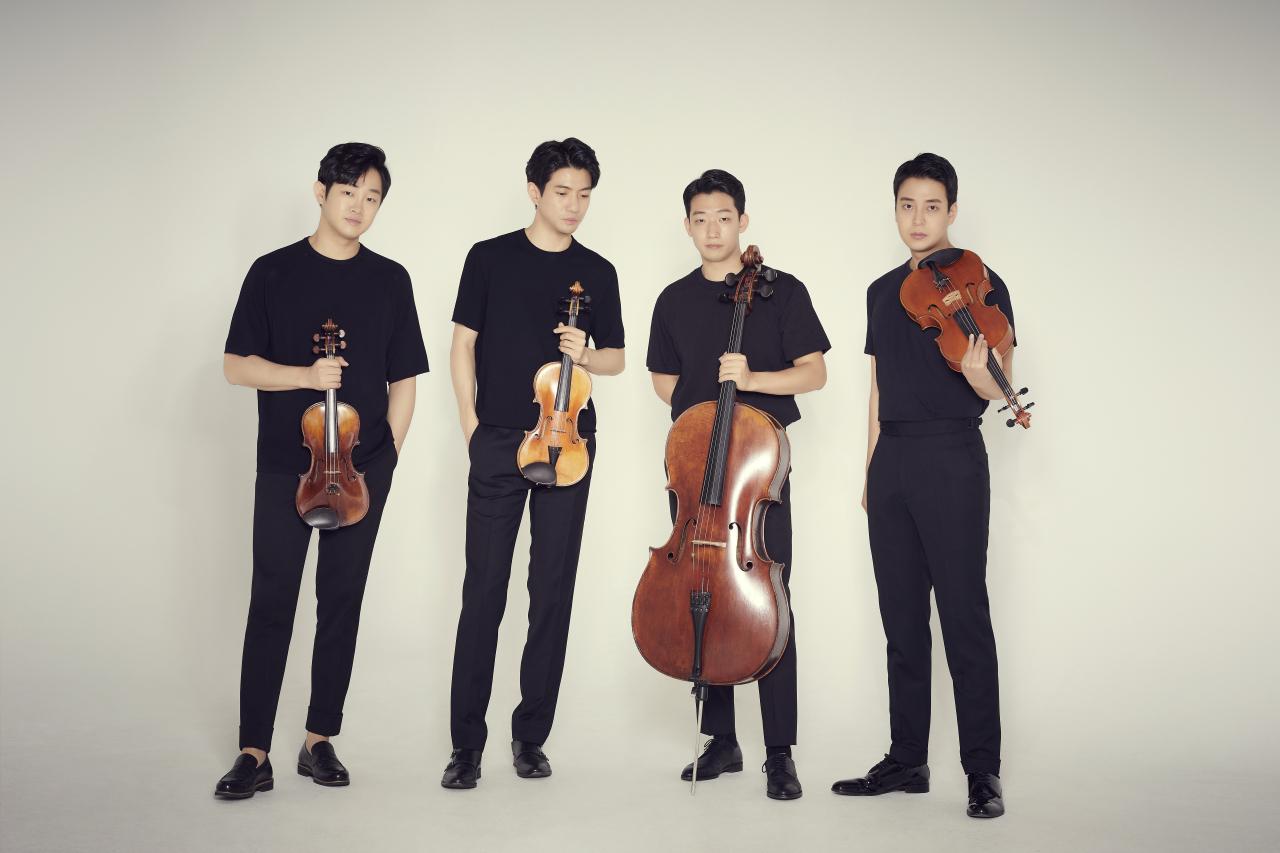 Novus String Quartet (Park Jino/Moc Production)