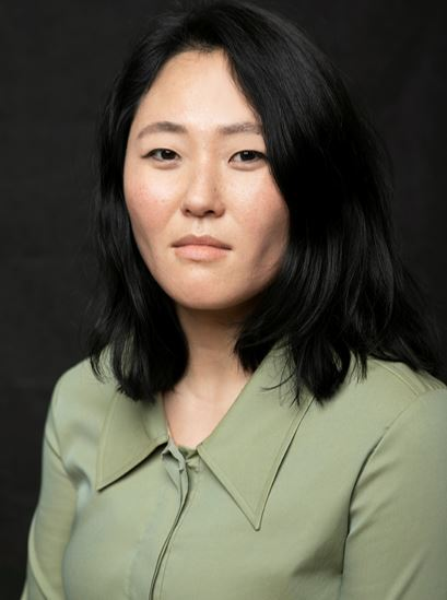 """Sun Hee Engelstoft, maker of """"Forget Me Not -- A Letter to My Mother"""" (Connect Pictures)"""