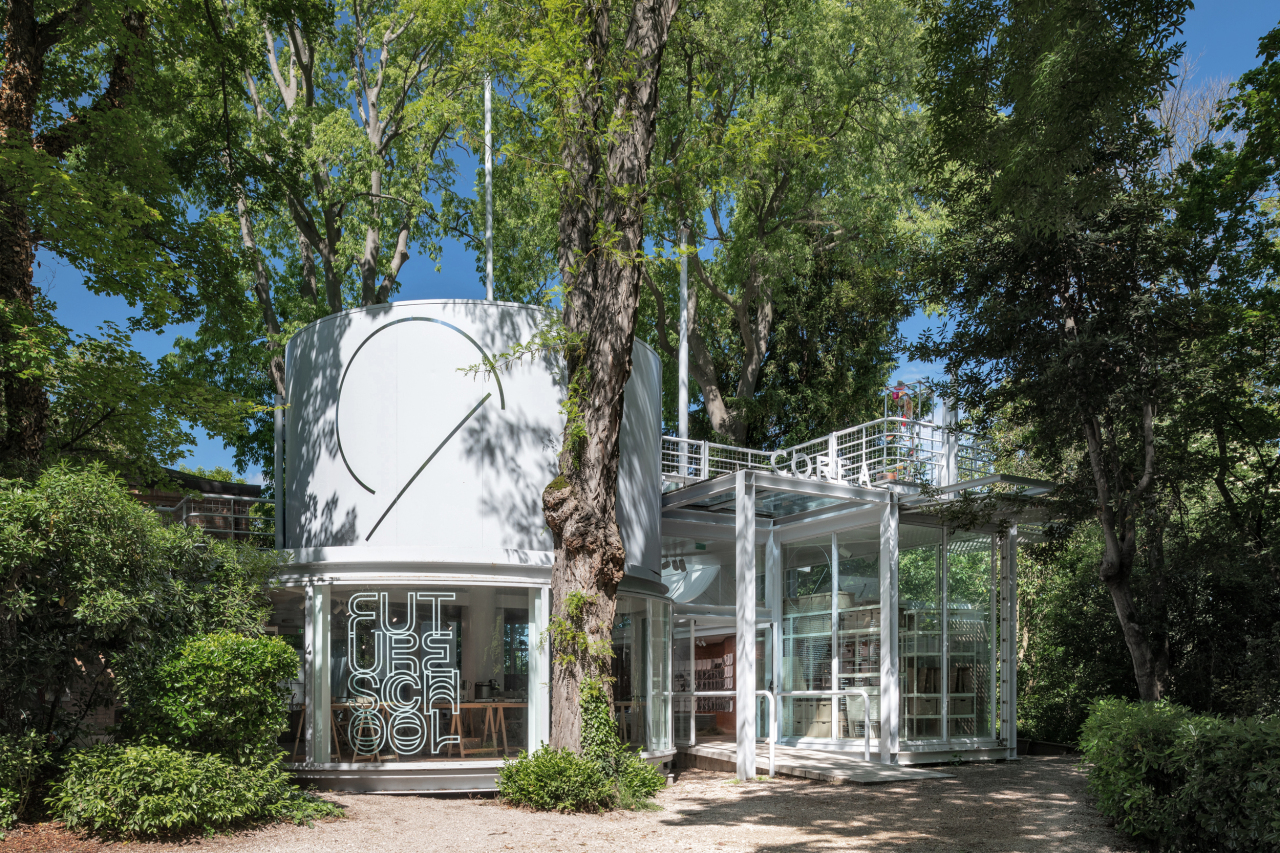 The Korean Pavilion at the 2021 Venice Architecture Biennale (Arts Council Korea)