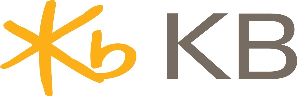 KB Financial Group's corporate logo (KB Financial Group)