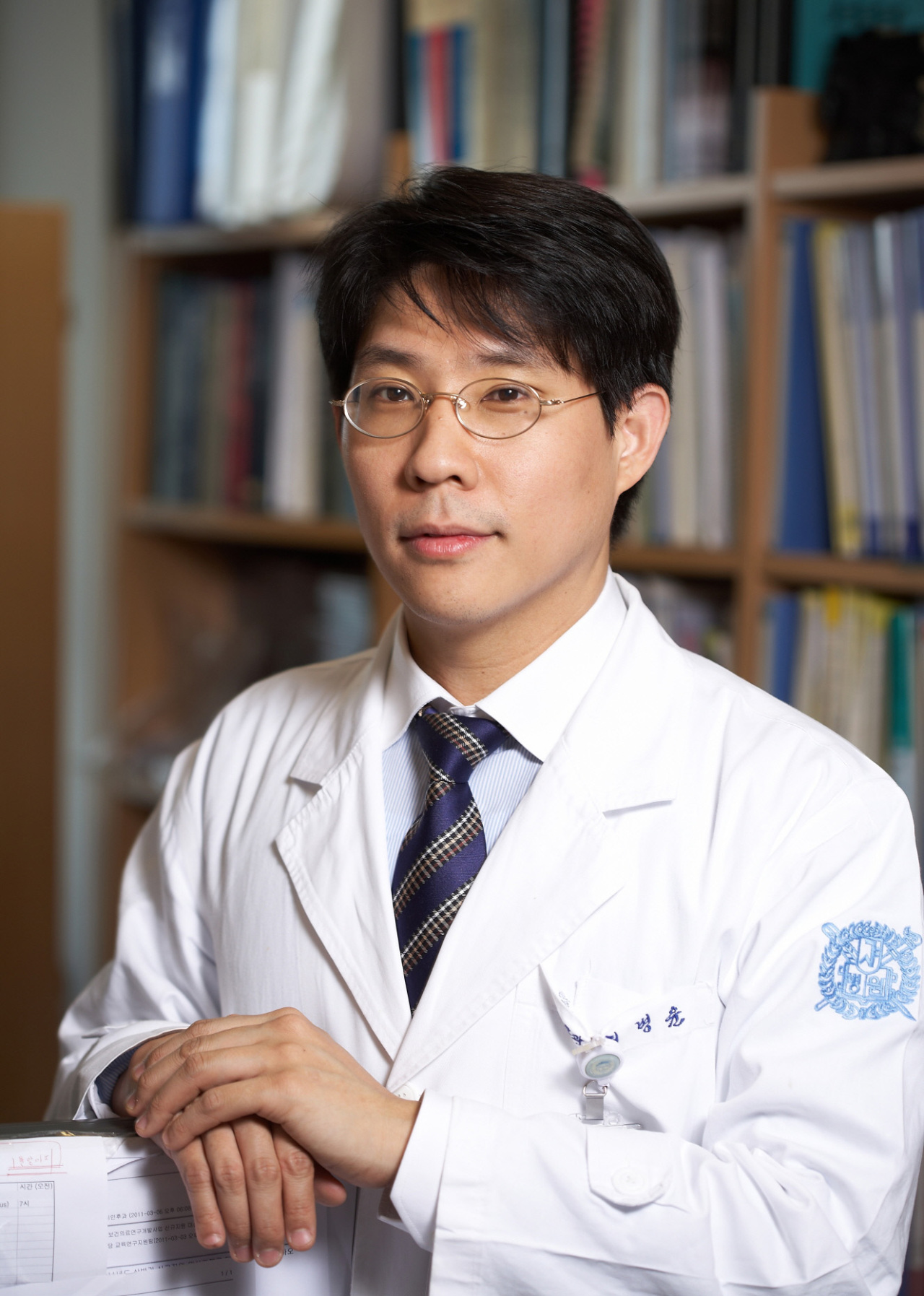 Ear, nose and throat specialist Dr. Choi Byung-yoon is the principal investigator at the laboratory of clinical genetics at Seoul National University Bundang Hospital. (Seoul National University BundangHospital)