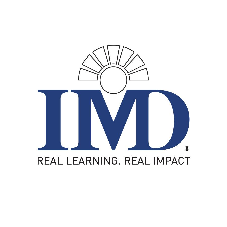 International Institute for Management Development logo (IMD)