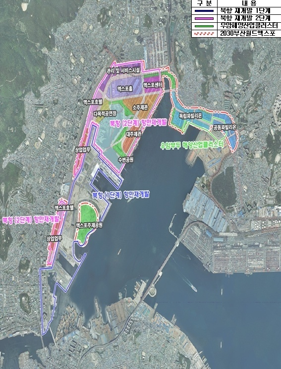 North Port Redevelopment Project (Busan City)