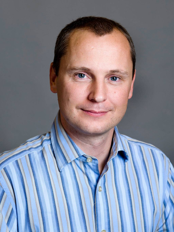Dr. Paal Sigurd Hilde.