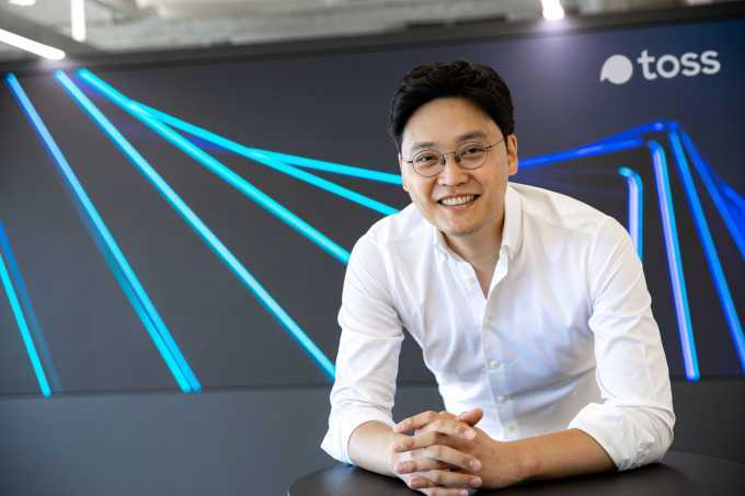 Viva Repulica Founder and CEO Lee Seung-gun. The dentist-turned-entrepreneur founded the fintech app Toss operator in 2013. (Viva Republica)