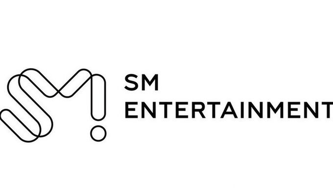 A logo of SM Entertainment Co. is shown in this image provided by the company. (SM Entertainment Co.)