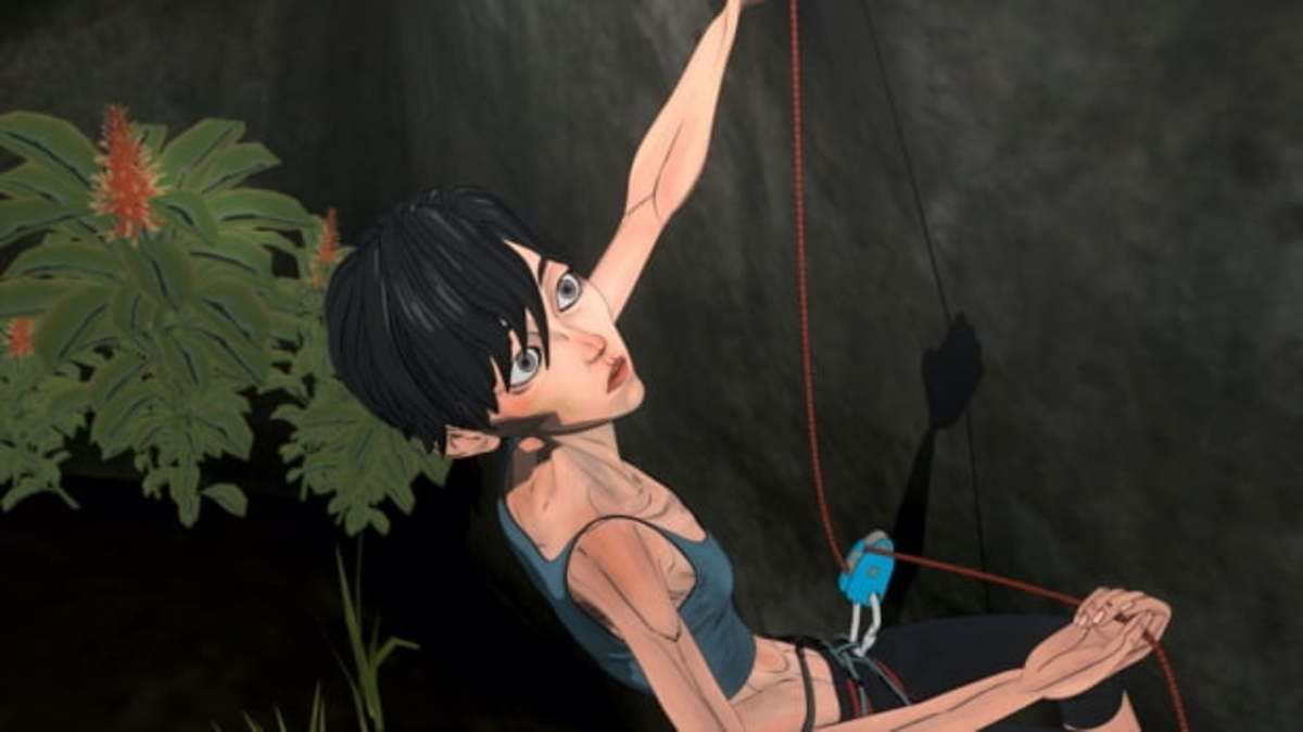 This image provided by Triple Pictures shows a scene from the animation